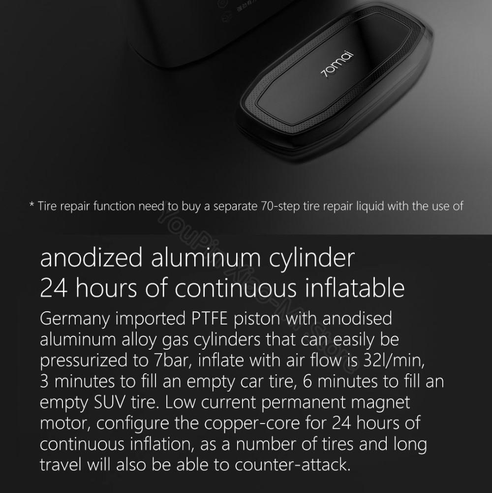Xiaomi 70mai Air Compressor  (2)