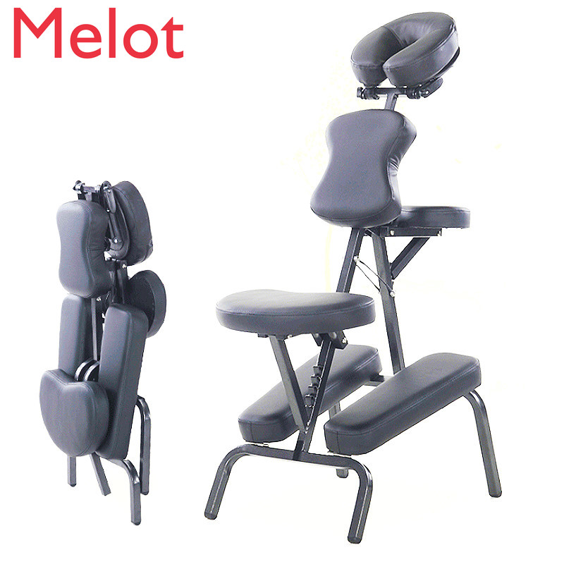 15%,Portable Leather Pad Massage Chair Tattoo Spa With Free Carry Case Salon Furniture Adjustable Tattoo Massage Chair Sale