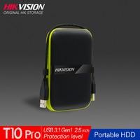 Hikvision HikStorage Portable Hard Disk Drive 1TB External HDD 2TB USB3.1 Gen1 Mobile High speed External Storage for PC laptop
