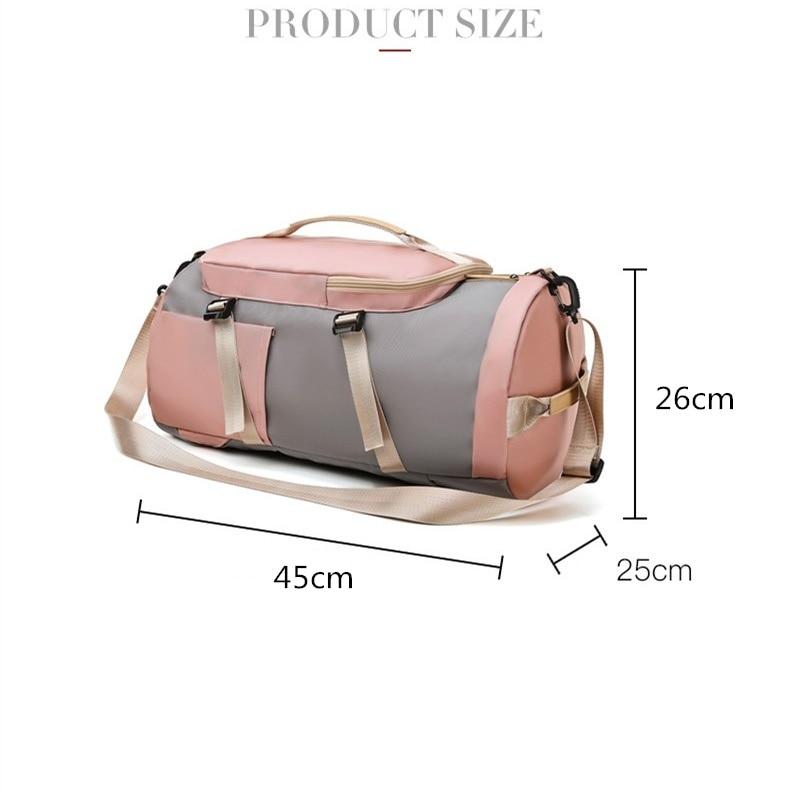 Gym Shoulder Bag/Backpack for Women Womens Bags