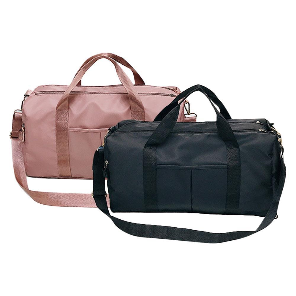 Sling Bag Travel Bag Women Handbags Women'S Fashion Luggage Dry-Wet Separation Waterproof Shoulder Bags Yoga Bag Sport Bag