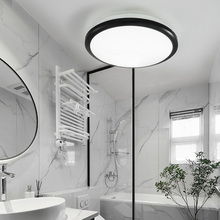Zerouno現代のledシーリングライト防水バスルームライト寝室ミラーライト 18 ワット 24 ワット 30 ワット 32 ワットmotionセンサー天井ランプ