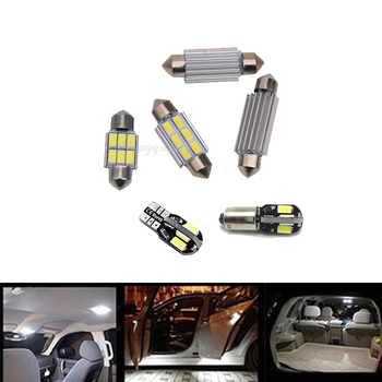 LED Interior Light Canbus No Error Map Trunk Lamp Kit Car Lighting For Toyota RAV4 RAV-4 2006- 2017 2018 2019 2020 image