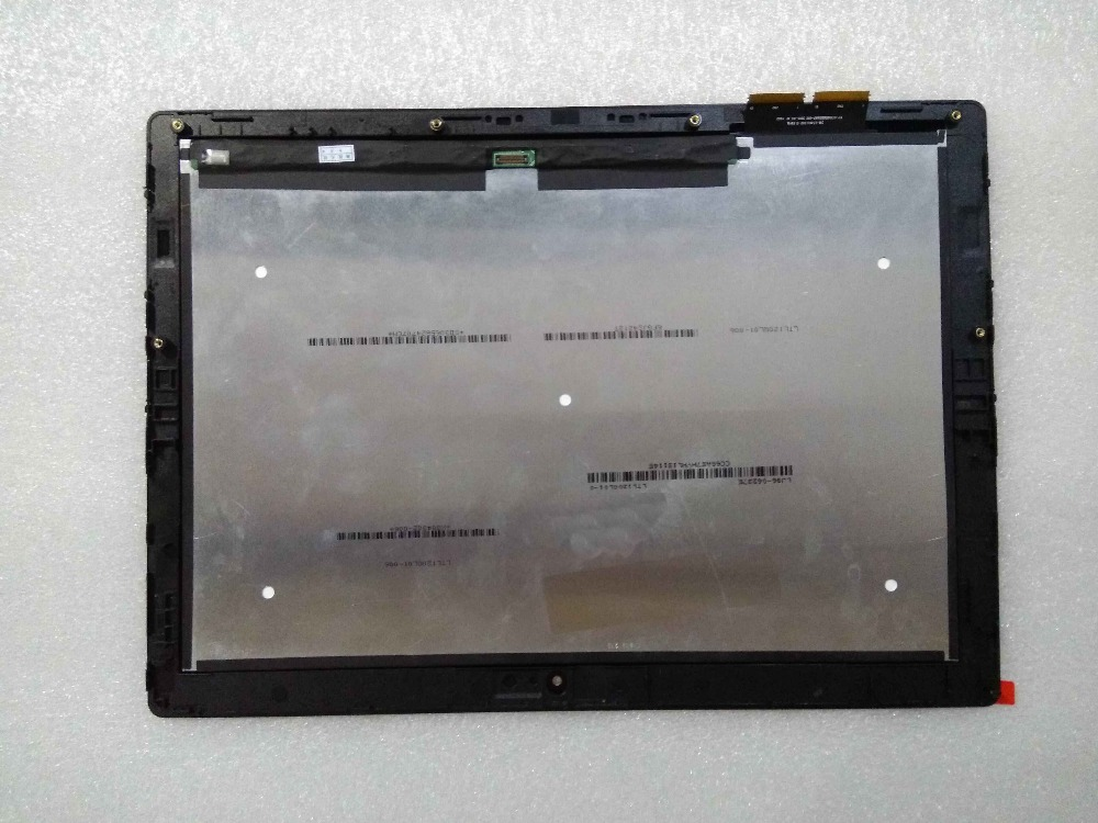 New for Lenovo Ideapad miix 700 12 12 2160x1440 touch Lcd Screen LED Display Digitizer Assembly
