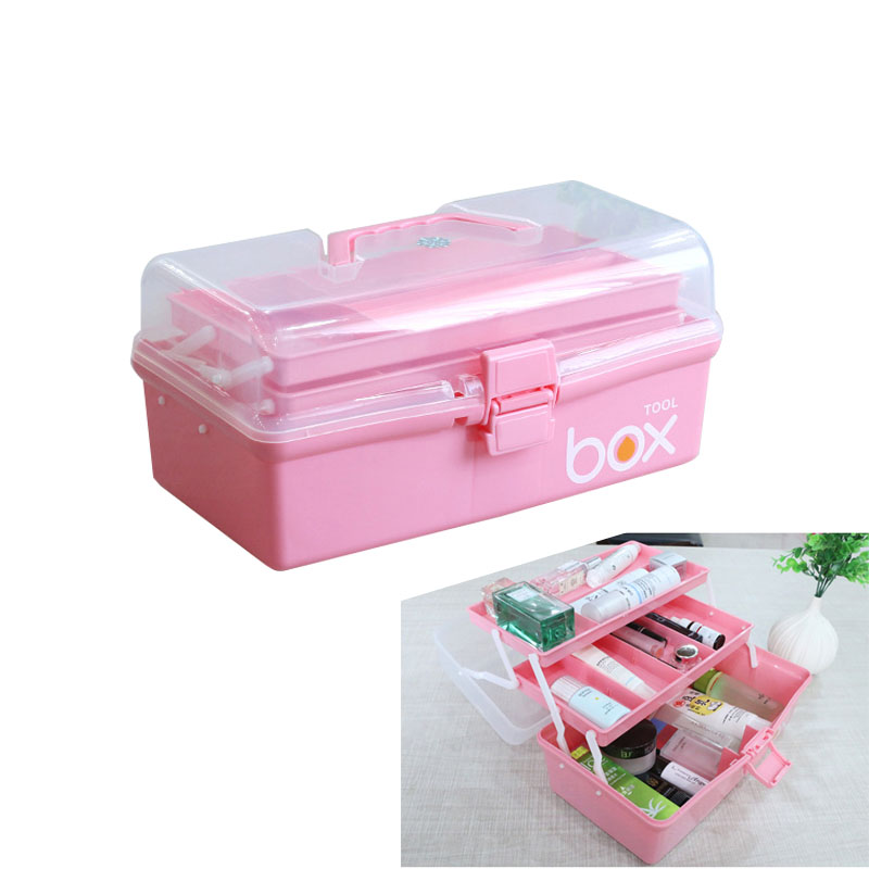 New 2020 Medicine Box Medicine Box Extra Large Household Plastic Baby Portable Emergency Medical Box In Student Dormitory