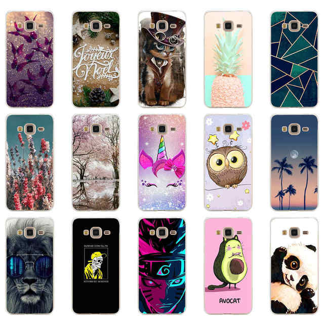 for samsung galaxy j3 2016 case Soft Silicone Case Cover for samsung j3 2016  J320 TPU Phone Cases Coque bumper soft bags
