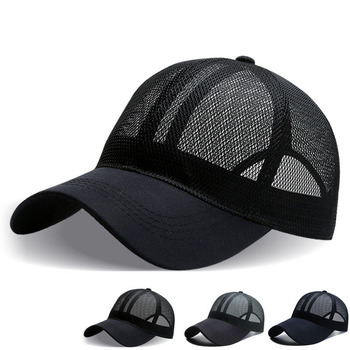 2020 Fashion Brand Baseball Cap Women Outdoor Casual Adjustable Hat Breathable Men Women Summer Snapback Mesh Bone Cap Gorras men women summer quick dry baseball cap solid color hollow out leisure mesh breathable adjustable sunshade outdoor sun hat