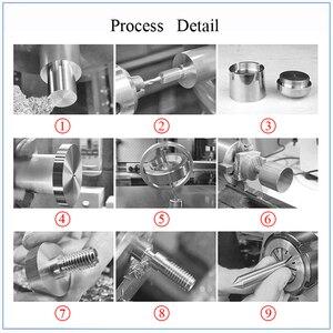 Image 5 - ブラシレスモーター金属旋盤 2500RPM 750 ワットのミニベンチ旋盤可変スピンドル速度旋盤機ミニ精密部品プロセス