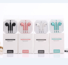 Mobile Earphone For S6 Earphones in ear(China)
