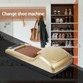 Автоматическая одноразовая пластиковая крышка для обуви  Высококачественная машина для смены обуви в гостиной  коммерческая интеллектуал...