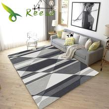 Nordic Carpet Rug For Living Room Modern Printing 3d Geometric Floor Rug Non-slip Antifouling Carpet For Parlor Factory Supply factory supply sla sls rapid prototype 3d printing service