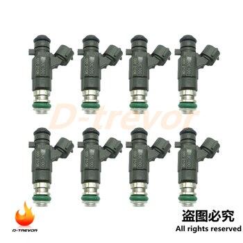 8Pcs 16600-5L700 Fuel Injecfors For 1999-2004 Infiniti Nissan 2.0 2.5 3.0 3.5L