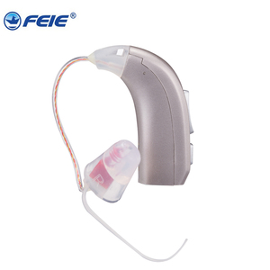 Image 4 - 2019 High powerful RIC mini rechargeable hearing aid digital with intelligent adaptive noise reduction Acoustic audiophone MY 33
