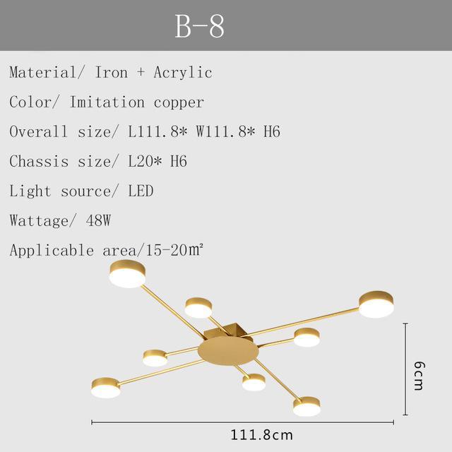 B-8 Gold
