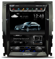 Ouchuangbo android 8.1 car radio gps navigation for Cadillac Escalade 2007 2012  support 10.4 inch 2GB RAM 32GB ROM