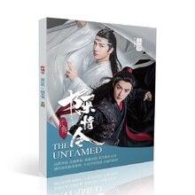 Poster-Bookmark Zhan The Untamed Chen Album Book-Xiao Ling-Painting Wei Wangji-Figure