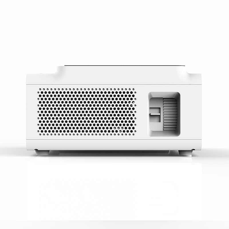 ALSTON-Proyector Q9 de cine Full HD 4k, 1080p, con 6500 lúmenes, HDMI, USB, AV, VGA, H96 MAX, incluye un regalo