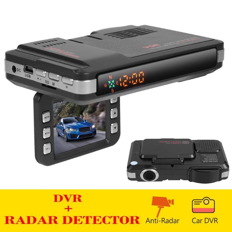 VGR3 2 в 1 Радар-детектор Автомобильный видеорегистратор радар-детектор Предупреждение X K Ka Band Русская версия