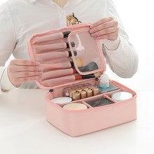 New Hot Travel Cosmetic Bag Multifunction Women Toiletries Organizer Ma