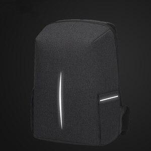 Image 5 - Splashproof Oxford 15.6inch Laptop Backpacks Anti Theft Men Backpack Travel Teenage Backpack bag male bagpack mochila School Bag