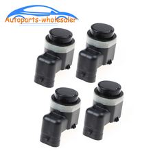 4 pcs/lot New 6G92 15K859 EA 6G9215K859EA For Ford Mondeo Galaxy S Max 1.8 2.0 also TDCi 1425517 Car PDC Parking Sensor Car
