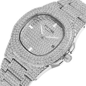 Drop shipping Diamond Iced Out