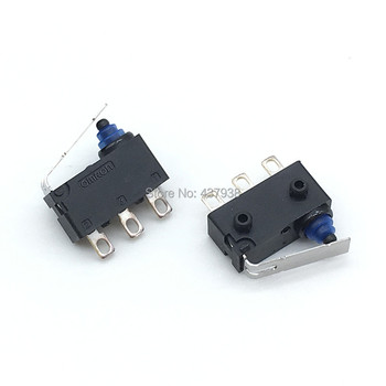 5PCS Original Quality D2HW-EL291H-A515-AQ Waterproof Micro Switch vertical small limit stroke switch