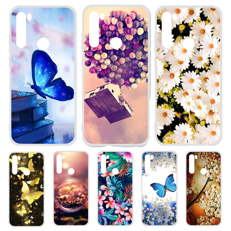 DIY Painted <font><b>Cases</b></font> For Xiaomi <font><b>Redmi</b></font> <font><b>Note</b></font> 8T 8 Pro 7 6 5A <font><b>4X</b></font> 3 <font><b>Case</b></font> Soft <font><b>TPU</b></font> Funda For <font><b>Xiomi</b></font> <font><b>Redmi</b></font> 7 7A 8 8A 3X 4A <font><b>Case</b></font> Capa Cover image