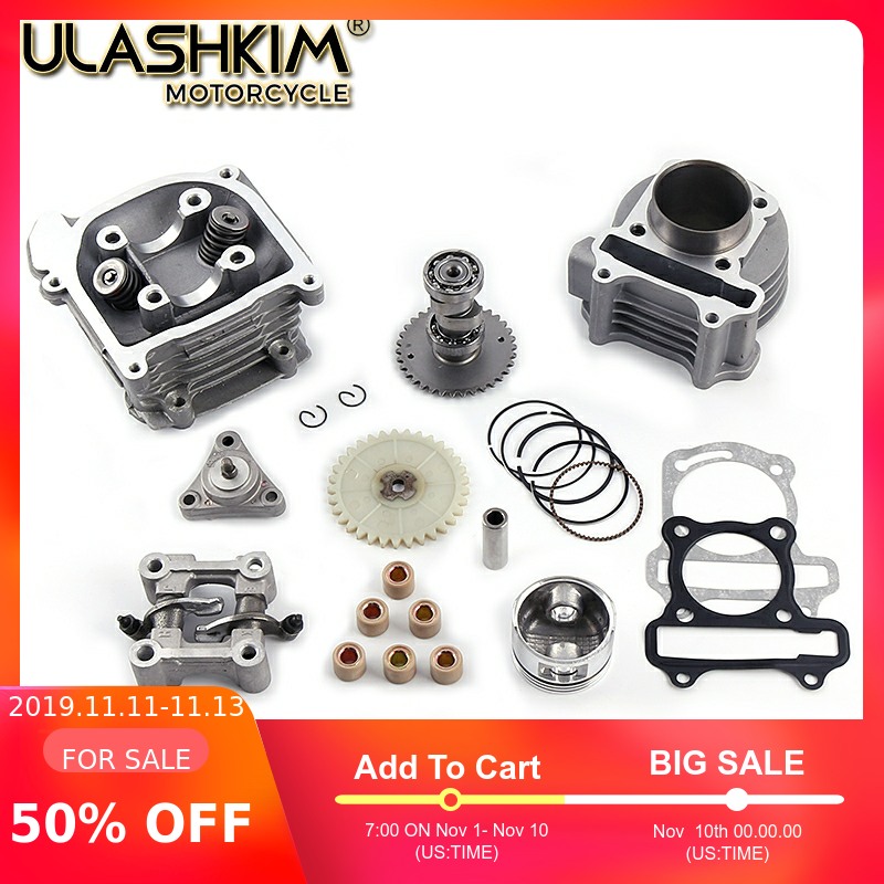 GY6 <font><b>50cc</b></font> upgrade 100cc kit high performance <font><b>parts</b></font> fit to Chinese Scooter gy6 <font><b>50cc</b></font> 139qmb <font><b>engine</b></font> Racing <font><b>Parts</b></font> image