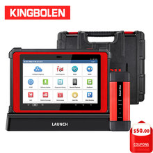 LAUNCH X431 PAD V 10.1 Inch Diagnostic Tool Full Systems 1 Year free Update Smart Box 30+ Reset X 431 Auto Scanner ADAS