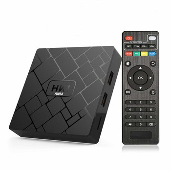 Best Seller HK1 MINI RK3229 Android TV Box 2GB/16GB Android 9.0 Set Top Box 2.4G WiFi Streaming Media Player
