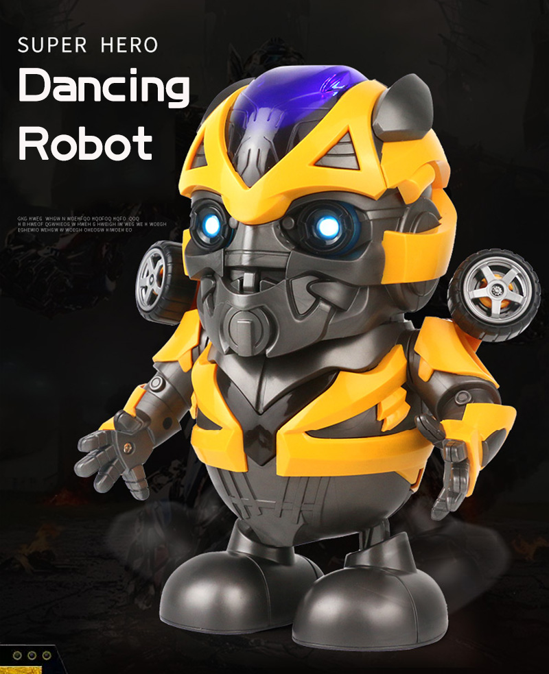Transformers-Bumblebee-robot_02