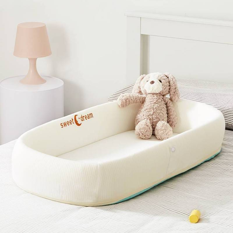 кровать детская Portable Bed In Baby Crib Folding Camas Para niños Bedroom Furniture Babies Mobile Bionic BB Pressure Proof