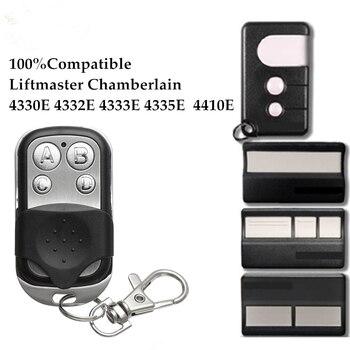 Chamberlain Liftmaster 4335E 4330E 4332E compatible Remote Liftmaster Garage Opener for liftmaster chamberlain tx4unis compatible remote control free shipping