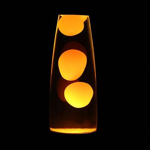 lampada decorativa medusa luz quarto noite lampada