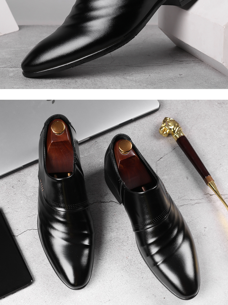 Oxfords Business and Wedding Leather Shoe 18