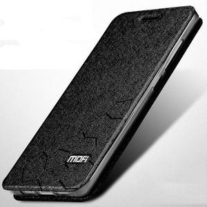 "Image 2 - flip case for xiaomi mi9 se case stand xiaomi 9se cover leather fabric mofi book  luxury glitter fundas 5.97"" xiaomi mi9se book"