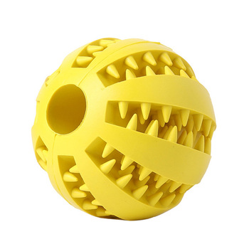 Toys for Dogs Ball Interactive Dog Toys Dog Chew Toys Tooth Cleaning Elasticity Small Big Dog Toys Rubber Pet Toys 9