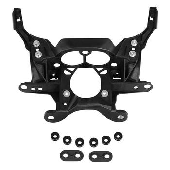 цена на Motorcycle Upper Front Fairing Stay Bracket For Yamaha YZF-R1 YZF R1 2015-2019 2018 2017