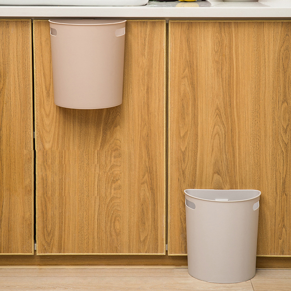 Small Trash Can Hanging Waste Bin