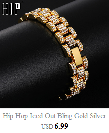 1 комплект в стиле хип хоп полностью Стразы сверкающие со льдом