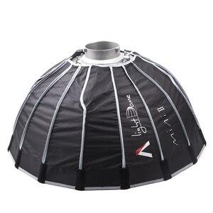 Image 3 - Aputure אור כיפת מיני השני רך box פלאש מפזר עבור אור סערת 120 וcob 300 סדרת Bowens הר LED אורות