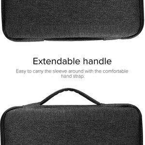 "Image 5 - Handbag Sleeve Case For Samsung Galaxy Tab S6 10.5 SM T860 T865 Pouch Bag Cover For Galaxy Tab S6 Lite 10.4 "" SM P610 P615 Capa"