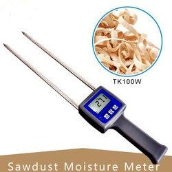 TK100W miernik wilgotności trocin rozdzielczość: 0.1 dokładność: ± 0.5% n w Wilgotnościomierze od Narzędzia na