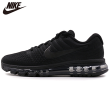 Original Nike AIR MAX 2017 Mens Running Shoes Sports Sneakers Discount Sale