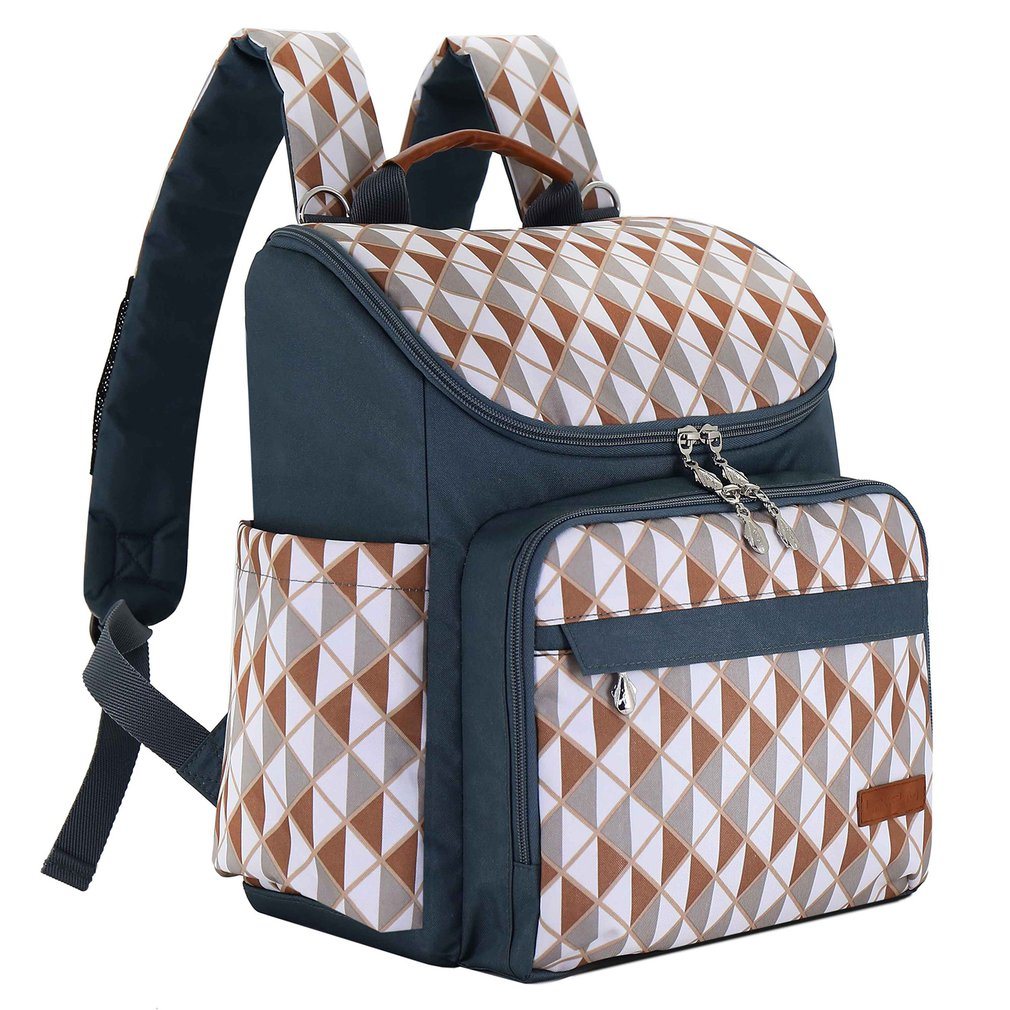 Brand New Mummy Backpack Fashion Maternity Nappy Bags Large Capacity Travel Baby Bag Nursing Diaper Bag For Baby Care