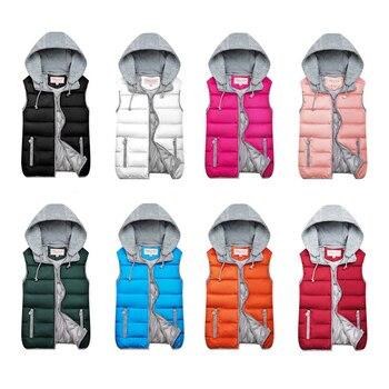 Winter Coat Women Hooded Warm 2