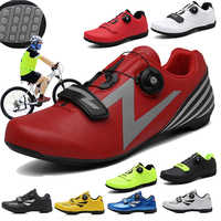 CUNGEL Women Mountain Bike Shoe Indoor Fitness Cycling Shoes Mens Womens SPD Men Road Bike Cycling Shoe MTB Cycling Shoe