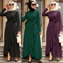 Md абайя в арабском стиле Дубай мусульманское платье для женщин