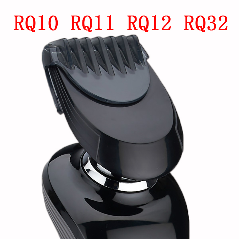 Barba cabelo clippers pente aparadores de barbear cabeças substituição para philips rq32 rq12 rq11 rq10 rq1180 rq1160 s9000 s5000 s9111